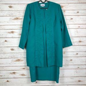 Anthony Richards dress & jacket set (binA3)